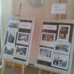 Wystawa bw Urzędzie Gminy w Woźnikach