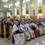 Uroczysta Msza św. w kościele p.w. św. Jakuba Starszego w Lubszy