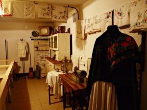 Muzeum regionalne - ekspozycja